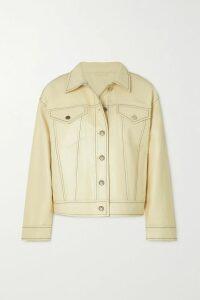Dolce & Gabbana - Floral-print Silk-blend Chiffon Dress - Black