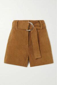 Cecilie Bahnsen - + Sophie Bille Brahe Thelma Oversized Cotton-blend Cloqué Dress - White