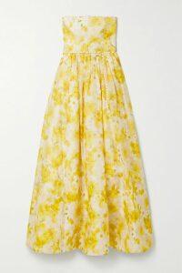 alexanderwang.t - Twisted Cutout Stretch-cotton Jersey Mini Dress - Light gray
