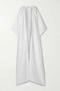 Acne Studios - Ilsie Asymmetric Pleated Wool-blend Midi Skirt - Off-white