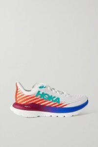 Haider Ackermann - Striped Wool Turtleneck Midi Dress - Black