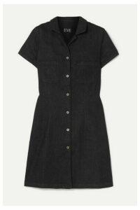 EVE Denim - The Carlotta Denim Mini Dress - Gray