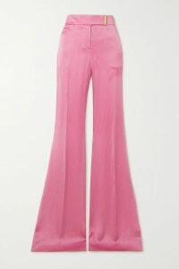 ANNA QUAN - Bebe Ribbed Cotton Top - Green