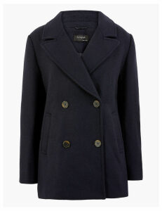 Autograph Tailored Double Breasted Coat