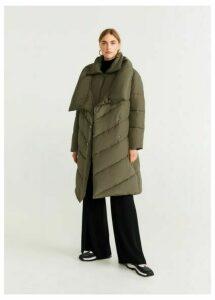 Detachable gilet coat