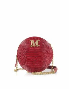 Max Mara Designer Handbags, Cocco Fedoras Shoulder Bag