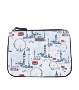 London Cosmetic Bag