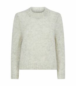 Ivah Mohair-Blend Sweater