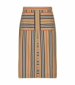 Icon Stripe Skirt