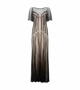Moonlight Embellished Gown