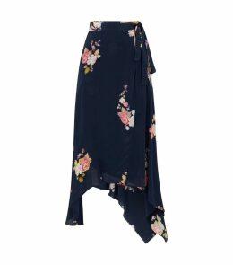 Floral Regina Skirt