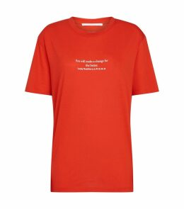 Fortune Cookie Slogan T-Shirt