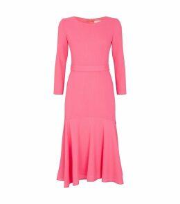 Wool Iris Dress