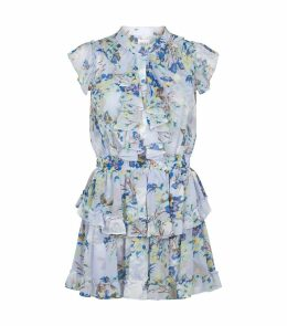 Alona Floral Mini Dress
