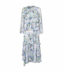 Aditya Floral Midi Dress