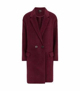 Wool-Cashmere Filipo Timeless Coat