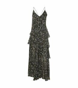 Floral Tiered Jarrett Maxi Dress