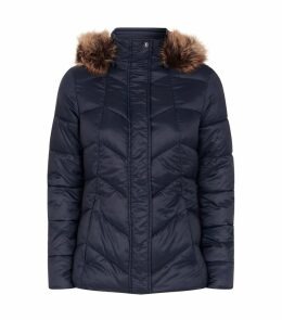 Quilted Downhall Jacket