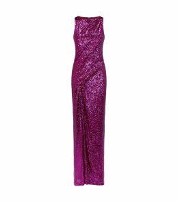Nancy Sequin Gown