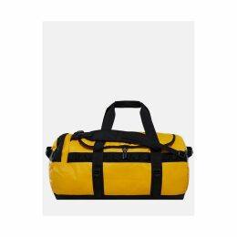 The North Face Base Camp Small Duffel Bag - Summit Gold/TNF Black (One Size Only)