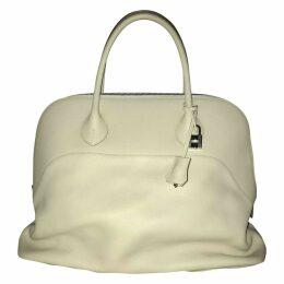 Bolide leather handbag