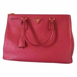 Galleria leather tote