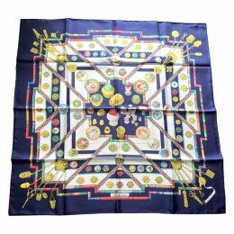 Carré Géant silk silk scarf