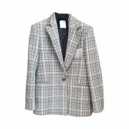 FW18 wool coat