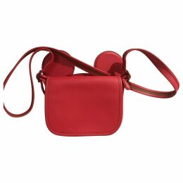 Disney collection leather crossbody bag