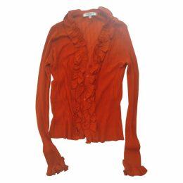 Orange Cotton Top