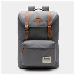 Timberland Corey Hill Hiking Backpack In Grey Grey Unisex, Size ONE