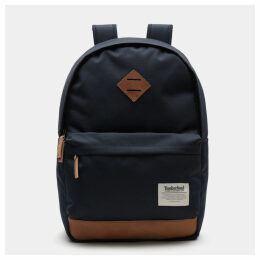Timberland Corey Hill Backpack In Navy Navy Unisex, Size ONE