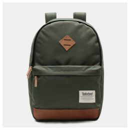 Timberland Corey Hill Backpack In Green Green Unisex, Size ONE