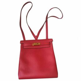 Kellyado leather backpack