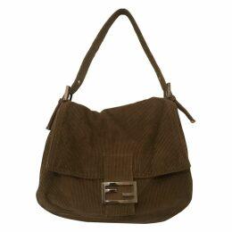 Mamma Baguette cloth handbag