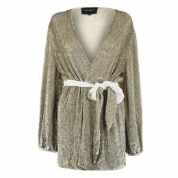Retrofete Gabrielle Wrap Dress