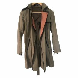 SS18 trench coat