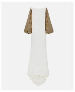 Stella McCartney White Oberon Dress, Women's, Size 6