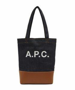 Axel Small Denim Tote Bag