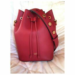 Mon Trésor leather handbag
