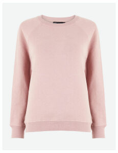 M&S Collection Vintage Wash Sweatshirt