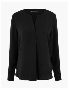 M&S Collection Popover Blouse