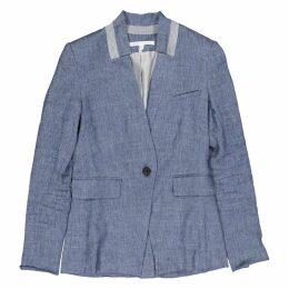 Linen blazer