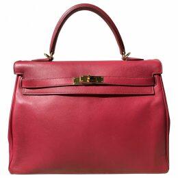 Kelly 35 leather handbag