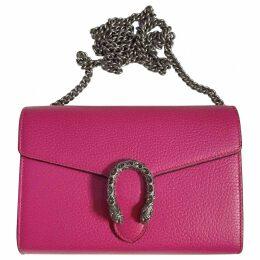 Dionysus leather clutch bag