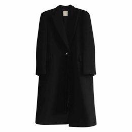 SS19 wool coat