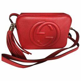 Soho leather crossbody bag
