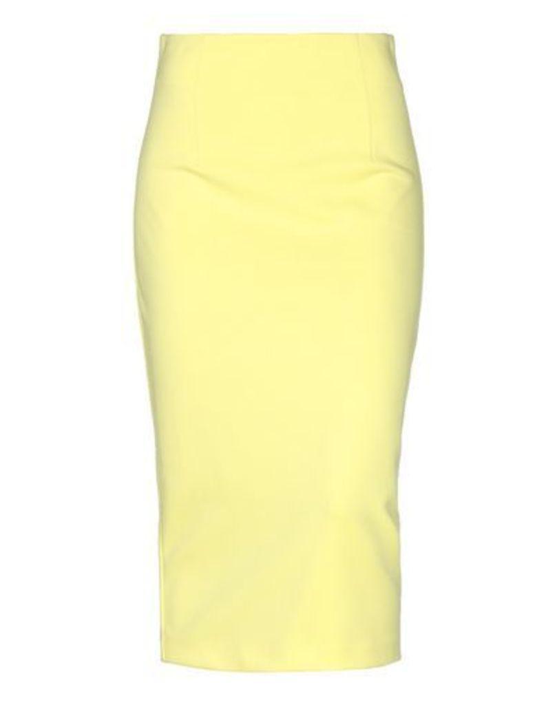 LANACAPRINA SKIRTS 3/4 length skirts Women on YOOX.COM
