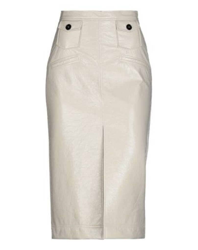 ALEXACHUNG SKIRTS 3/4 length skirts Women on YOOX.COM
