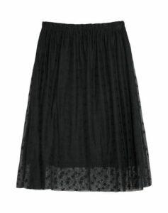 PIECES SKIRTS Knee length skirts Women on YOOX.COM